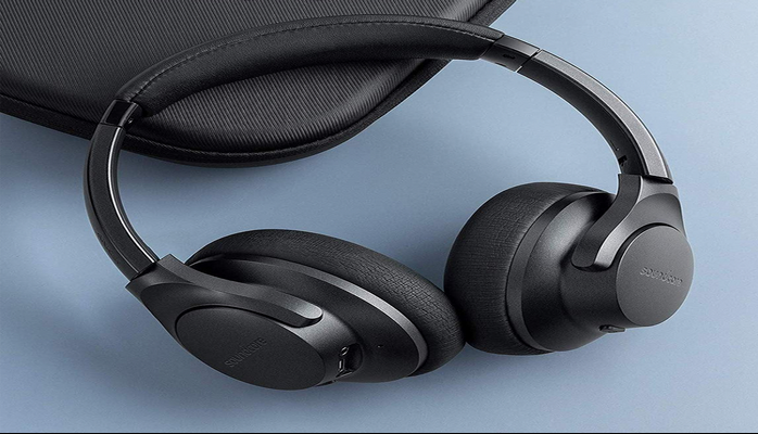 Drown out the noise around you with Anker's discounted Soundcore Life 2 Noise-Cancelling Headphones