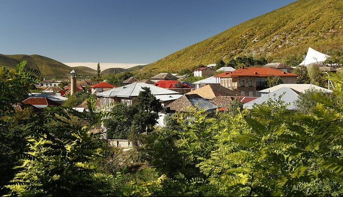 11 things that must be done in Sheki