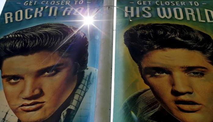 Trump to award freedom medals to Elvis, Babe Ruth